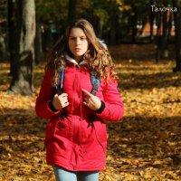 Прогулка по осени ... :: Наталия Скрипка