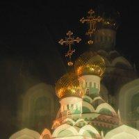 Дух, душа и тело Храма :: Константин Савитирн