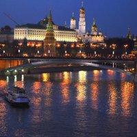 Вид на кремль. :: Вячеслав