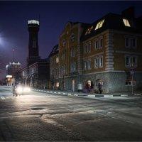 Ночь в старинном городе. :: Laborant Григоров