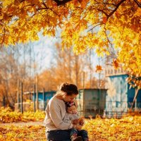 золотая осень :: photographer Anna Voron