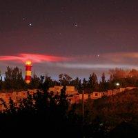 верхний Бердянский маяк :: анатолий грицаенко