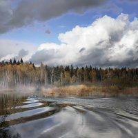 За туманом. :: Георгий Рябов
