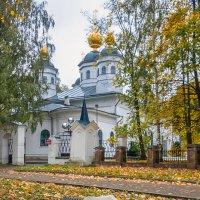 Городская осень :: Александр Силинский