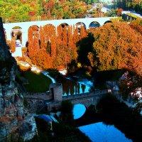 Осень в Люксембурге :: Лара Амелина