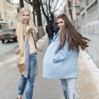 Катя и Саша :: Алексей Савинов