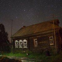 звезды над деревней :: Николай Колобов