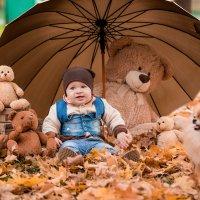 Осенний парк :: Екатерина Кузьмина