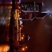 Москва-сити со стороны Москвы-реки :: Игорь Слободчиков