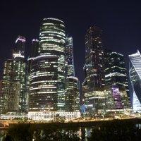 Московская ночь :: Катя Kирильчик
