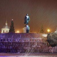 Снег в Твери :: Дмитрий Антонов