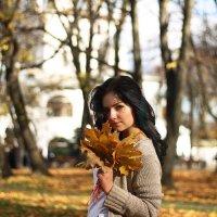 Осенняя пора :: Татьяна Тимофеева