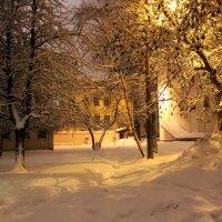"""""""Уютный дворик"""" :: Инна Малявина"""