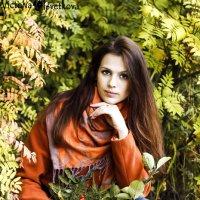 девушка осень :: виктория цветкова