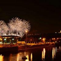 Ночная Москва :: Елизавета