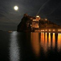 Арагонский замок. ночь :: Юрий