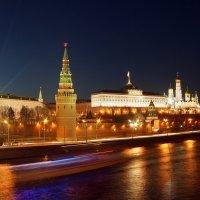 Москва ночная. :: Михаил Трофимов