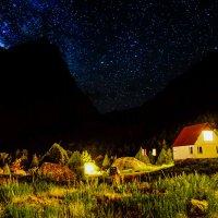 Лагерь альпинистов в горах Таджикистана. :: Elena Kornienko