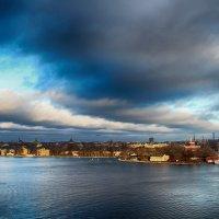 Стокгольм ночью :: Илья Корейша