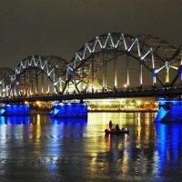 Светящийся мост :: Александр Михайлов