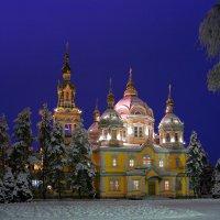 Рождественский сочельник :: Владимир Амангалиев