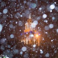 Зимняя сказка в огнях города :: Софи Sintetsu Сургучева
