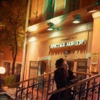 Натали и ночной город :: Tatsiana Undead
