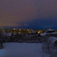 ночью зимней,ночью темной :: НАТАЛЬЯ