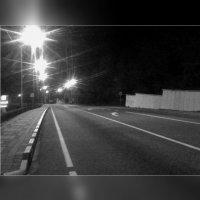 Ночь, улица, фонарь... :: Татьяна Дружинина
