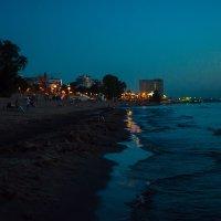 Самарский вечерний пляж :: Albina
