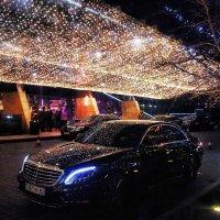 Навстречу цветным витринам и дорогим лимузинам :: Дарья Крюкова