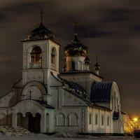 Церковь. :: Владимир Фисенко