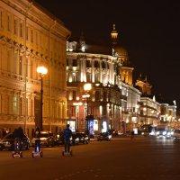 Вечер в Санкт-Петербурге. :: Наталья