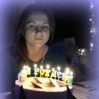 день рождения в новый год :: Надежда