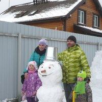 Новогодняя семейка :: Жанна Литуева