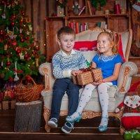 В ожидании новогоднего чуда! :: Кристина Волкова(Загальцева)
