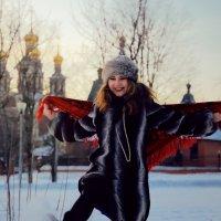 Разгуляемся :: Оксана Зимнова