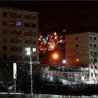 Новогодняя ночь :: Кай-8 (Ярослав) Забелин