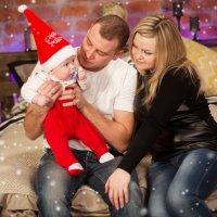 Маленький Дед Мороз :: Любовь Советова