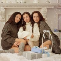 Три сестрички.... :: Oksana Likhadziyeuskaya