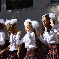 Первосентябрьские танцы ) :: astanafoto kazakhstan