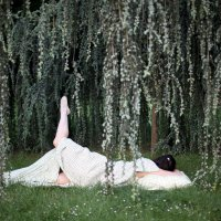 Танец во сне :: Фотограф в Париже, Франции Наталья Ильина