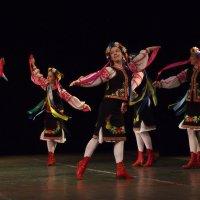 Украинский танец :: ЕСЕНИЯ ♥