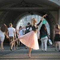 Уличные танцы :: Алекс Римский