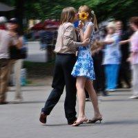 Лето на танцплощадке 2 :: Валерий Антипов