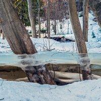 Зима дала трещину... :: Евгений Мелт