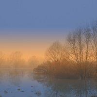 Тишина весеннего разлива. :: Laborant Григоров
