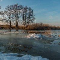 Весенняя река :: Roman Dergunov