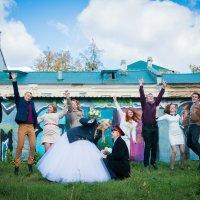 Весёлая свадба :: Алина