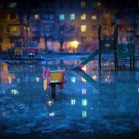 Зазеркалье Волгограда.... :: Павел Бутенко